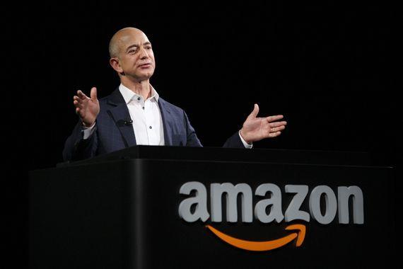 ジェフベゾス(アマゾン社長)の経歴や妻(嫁)と年収資産が狂ってる!名言 ...